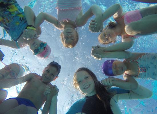 plavanje za otroke