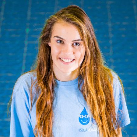 Učiteljica plavanja Bistra