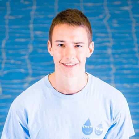 Vaditelj plavanja Marin, ŠD Aqua.