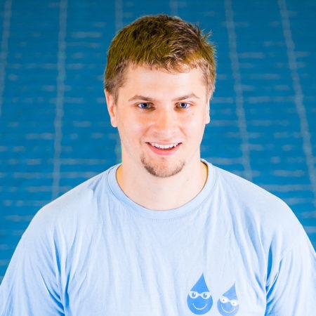 Učitelj plavanja Metod, Športno društvo Aqua.