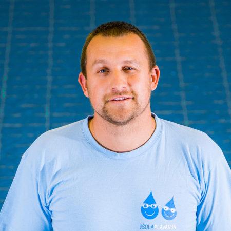 Učitelj plavanja Uroš, Športno društvo Aqua.