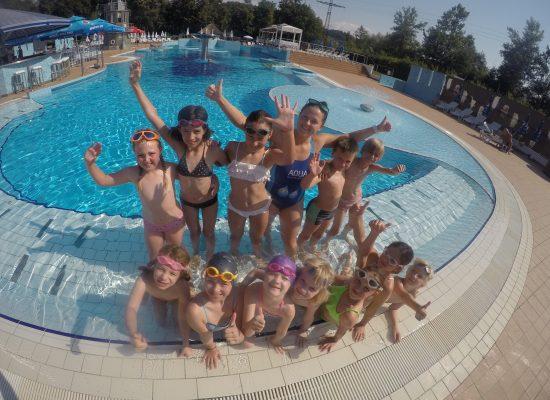 Poletni celodnevni tečaj plavanja – Laguna 2017